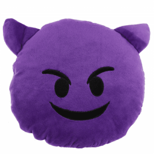 Angry Emotive Cushion